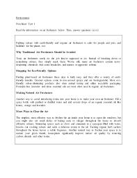 form 1 pt3environment non linear text