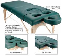 massage table with hole pregnancy massage table spa pictures