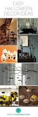 Fun Easy Halloween Decorations 31 Best Images About Halloween Diy Ideas On Pinterest Mason Jars