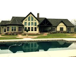 Modern Lodge Style House Plan Grand River 30 754 Flr1 Plans Rocky