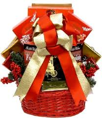 Holiday Gift Baskets Chocolate Madness Holiday Gift Basket