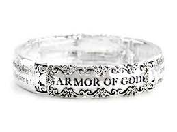armor of god bracelet shiny silver armor of god bracelet d s keepsakes wholesale