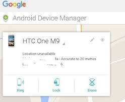 android device manager location unavailable link android device to my account product forums