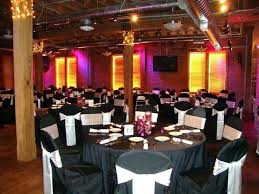 black banquet chair covers cynna page 2