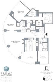 Air Force One Layout Floor Plan Trump Tower Chicago 401 N Wabash Floor Plans Views