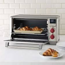 Toaster Convection Oven Ratings Toasters Toaster Ovens U0026 Microwaves Williams Sonoma