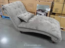 Chaise Lounge Chair Costco Chaise Lounge Looks Better In Person Room Of Living