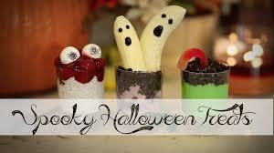 Diy Halloween Treats Diy Easy Halloween Yummy Spooky Treats Ann Le Youtube
