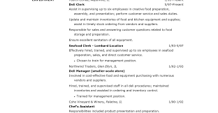 resume awesome food service resumes resume for fastfood fast