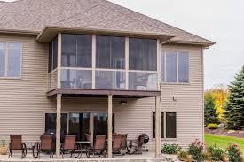 porch u0026 deck enclosures tri city glass u0026 door