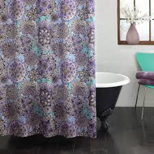 Fleur De Lis Shower Curtains Bathroom Wonderful Extra Long Polyester Shower Curtain Organic