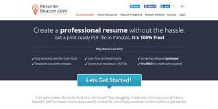 best professional online resume builders css author