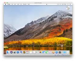 Used To Create A Virtual by Virtualbox How To Create A Macos High Sierra Vm To Run On A Mac