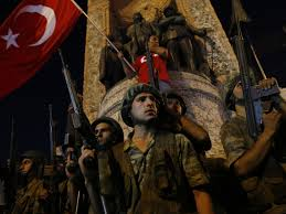 It Is Being Reported That Turkish Military Forces Have by Turkey Coup Soldiers Say They Were U0027not Aware They Were Part Of