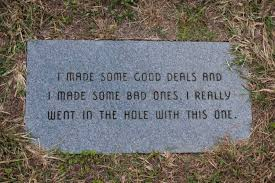 gravestone sayings i told you i was ill the funniest messages carved into gravestones