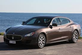 gold maserati quattroporte feature flick maserati gets dramatic with the quattroporte s q4