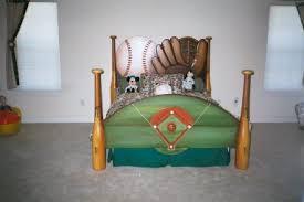 Baseball Bed Frame Baseballbed Jpg