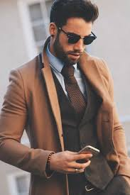 men s men s coat 2017 nail art styling
