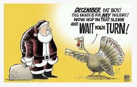 so true all the stores skipped thanksgiving and went to
