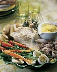 cuisine marseillaise recettes recette du grand aïoli marseillais