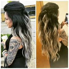 how long does hair ombre last n o v a stylists pinterest haircut styles