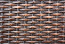 texture of rattan wall thai style stock photo image