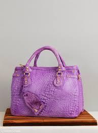 cake purse designer handbag cake