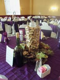 themed wedding decorations wine themed wedding decorations casadebormela