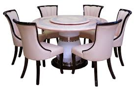 dining table with rotating revolving dining table starrkingschool impressive on