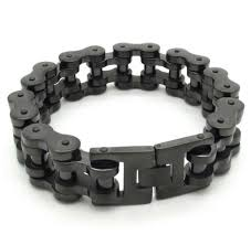 black stainless steel link bracelet images 73 best armb nder images bracelets bracelet men jpg