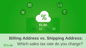 should you use billing address or shipping address when