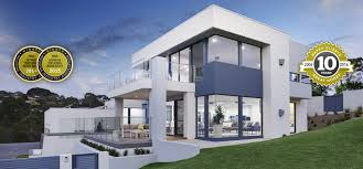 custom home designer contemporary designer homes the mondrain enterprise construction