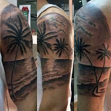 palm tree by kimo tattoos by kimo palm