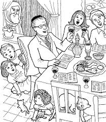 passover coloring page 2 celebrating passover with whole families coloring page