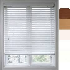Mahogany Faux Wood Blinds Arlo Blinds Customized Faux Wood Window Blinds Free Shipping