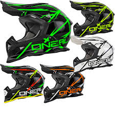 oneal motocross helmets oneal 2 series thunderstruck motocross helmet helmets
