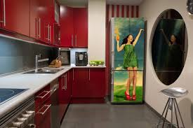 unique kitchen innovative and unique kitchen fridge designs modern kitchen