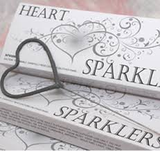heart shaped sparklers heart shaped sparklers wedding sparklers