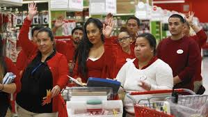 black friday target store black friday target and other retailers prepare for holiday