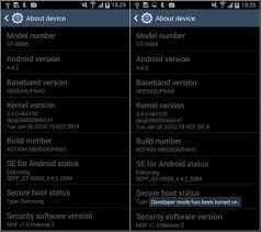 developer mode android samsung galaxy s4 memory tips speedup your android phone aio