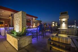 bizzline hotel opens urban rooftop patio st catharines standard