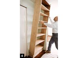 Corner Shelf Woodworking Plans by Best 25 Bookcase Plans Ideas On Pinterest Build A Bookcase