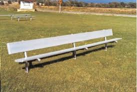 Park Benches Aluminum Park Benches Metal Park Benches