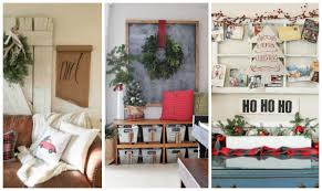 christmas wall decor deck the walls 14 inspiring diy christmas wall decor ideas the