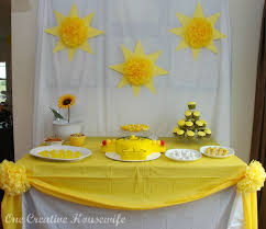 How To Make Birthday Decorations At Home Best 25 Plastic Tablecloth Decorations Ideas On Pinterest