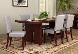Dining Table And Chairs For 6 Extraordinary Six Seat Dining Table And Chairs 28 With