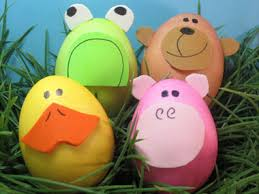 Easter Egg Decorating Ideas For Toddlers by 8 Different Ways To Make Cute Easter Eggs