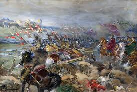 Ottoman Battles Charge Of The Winged Hussars At The Battle Of Khotyn