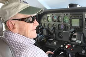former au band director 95 enjoys flight auburn