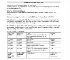 concert event planning template expin franklinfire co